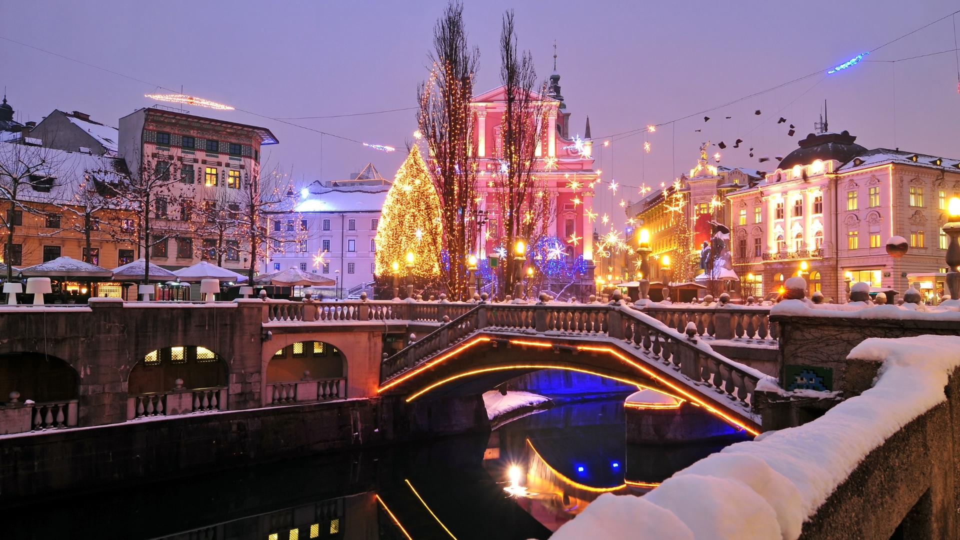Ljubljana - Winter Spirit